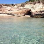 Spiaggia del Luccaise (Isola di San Pietro)
