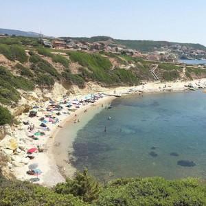 Spiaggia dell'Arco di S'Archittu