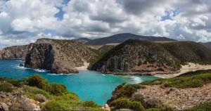 Spiaggia di Cala Domestica e Sa Caletta