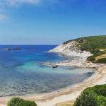 Spiaggia di Cala Sapone (Isola di Sant'Antioco)