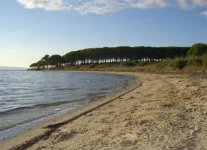 Spiaggia di Corongiuali (località Matzaccara - San Giovanni Suergiu)