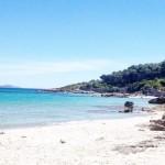 Spiaggia di Girin (Isola di San Pietro)