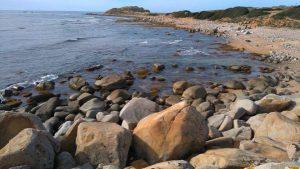 Spiaggia di Masoni Brandi (Capo Pecora)