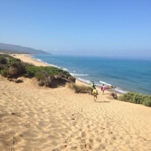Spiaggia di Piscinas (Costa Verde)