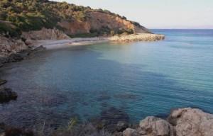 Spiaggia di Portixeddu Accuau o delle Vasche