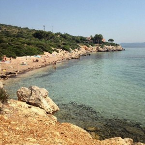 Spiaggia di Portixeddu (Maladroxia)