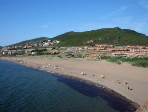 Spiaggia di Porto Alabe