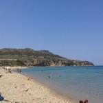 Spiaggia di Porto Paglia (Gonnesa)