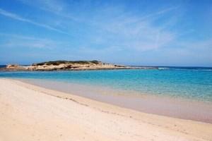 Spiaggia di Sa Mesa Longa