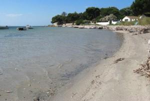 Spiaggia di Tacca Rossa (Isola di San Pietro)