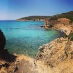 Spiaggia di Turri o Porto Torre Cannai (Isola di Sant'Antioco)