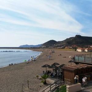 Bosa Marina Spiaggia