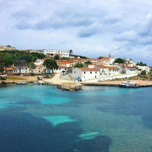 Cala d'Oliva (Isola Asinara)