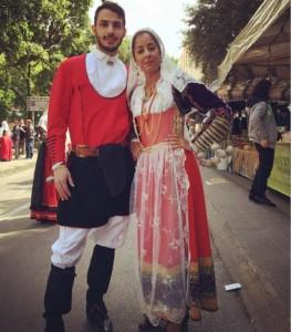 Costume sardo di Ittiri