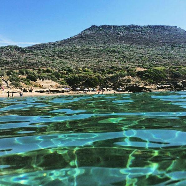 Spiaggia di Cala S'Abba Druche - My Sardinia