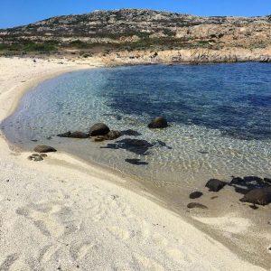 Spiaggette di Punta Li Giorri (Isola Asinara)