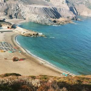 Spiaggia Argentiera