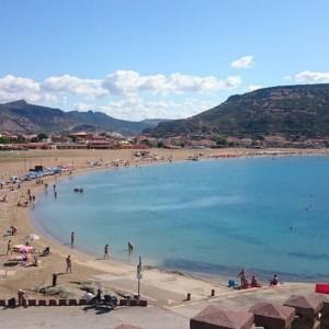Spiaggia Bosa Marina
