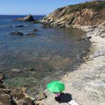 Spiaggia Cala Coscia di Donna