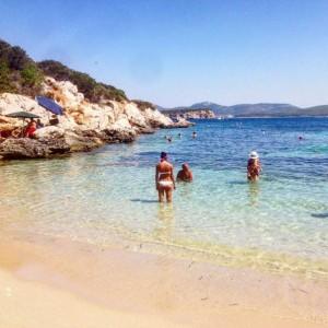 Spiaggia Cala Dragunara