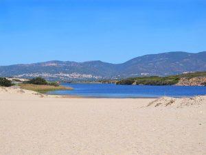 Spiaggia Foce del Coghinas