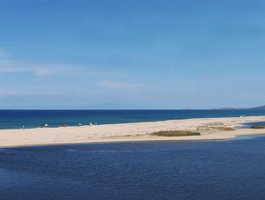 Spiaggia Foce del Coghinas (Badesi)