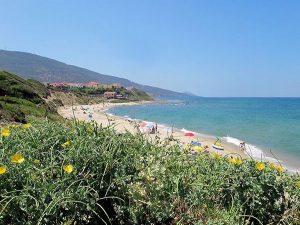 Spiaggia La Ciaccia