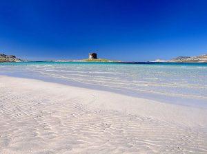 Spiaggia La Pelosa (Sardegna)