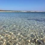 Spiaggia Porto Vecchio dei Fornelli (Isola Asinara)
