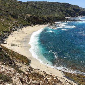Spiaggia Rena Majore o Rena Majori (Lampianu)