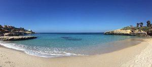 Spiaggia di Balai (Sardegna)