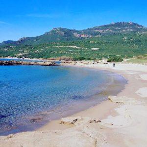 Spiaggia di Cala S'Abba Druche