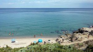 Spiaggia di Prima Guardia (Sardegna)