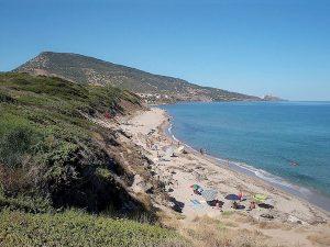 Spiaggia di Prima Guardia (Valledoria)