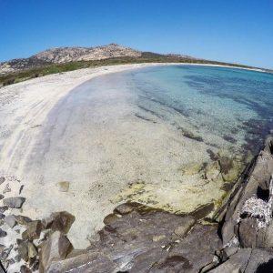 Spiaggia di Spalmadori (Isola Asinara)