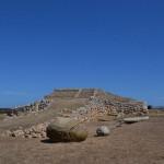 Altare Prenuragico di Monte d'Accoddi (Sassari)