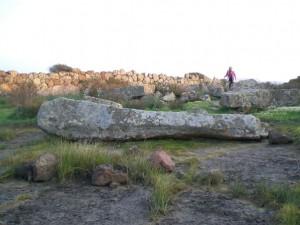 Complesso Megalitico di Monte Baranta (Olmedo)