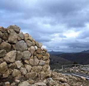 Complesso Nuragico di Ruinas (Arzana)