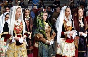 Costume Cagliari