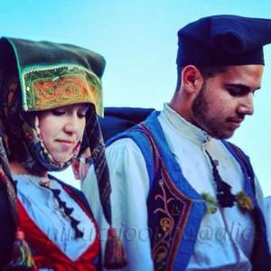 Costume Ovodda