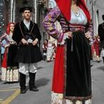 Costume di Baunei