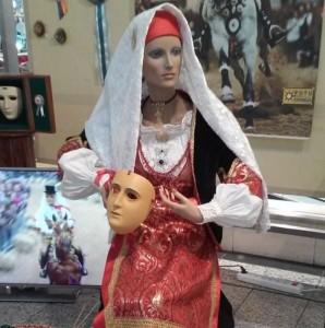 Costume di Oristano