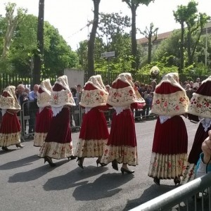 Costume femminile Osilo