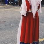 Costume femminile Ovodda