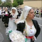 Costume femminile di Cargeghe