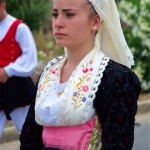 Costume femminile di Florinas