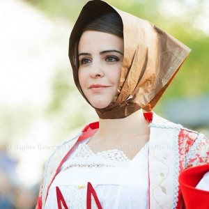 Costume femminile di Orani