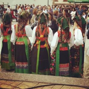 Costume femminile di Samugheo