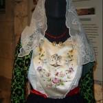 Costume femminile di Tissi
