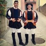Costume maschile di Orani